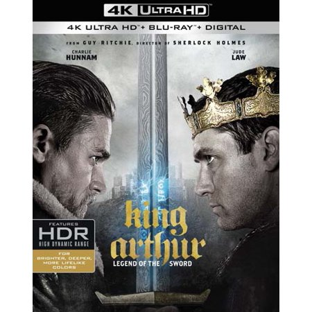 King Arthur: Legend Of The Sword (4K Ultra HD +