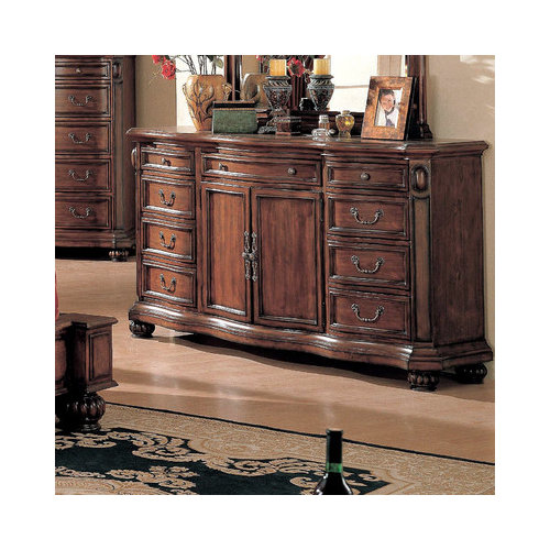 Bundle-59 Wildon Home   Wrigley 9 Drawer Combo Dresser (2 Pieces)