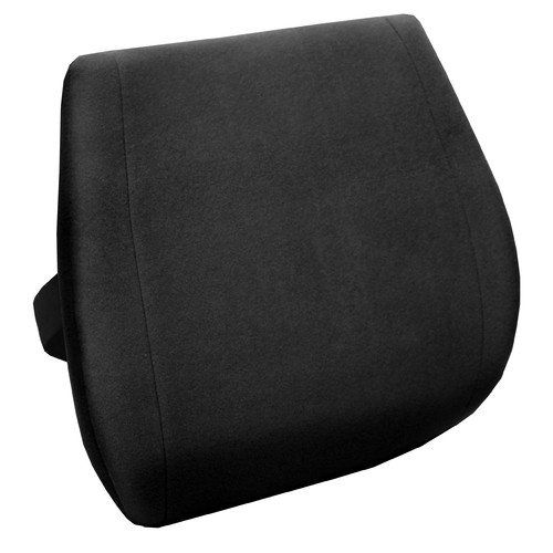 Comfort Products Memory Foam Massage Lumbar Cushion With