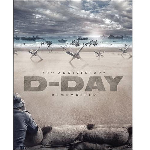 D-Day Remembered (Blu-ray) (Widescreen)