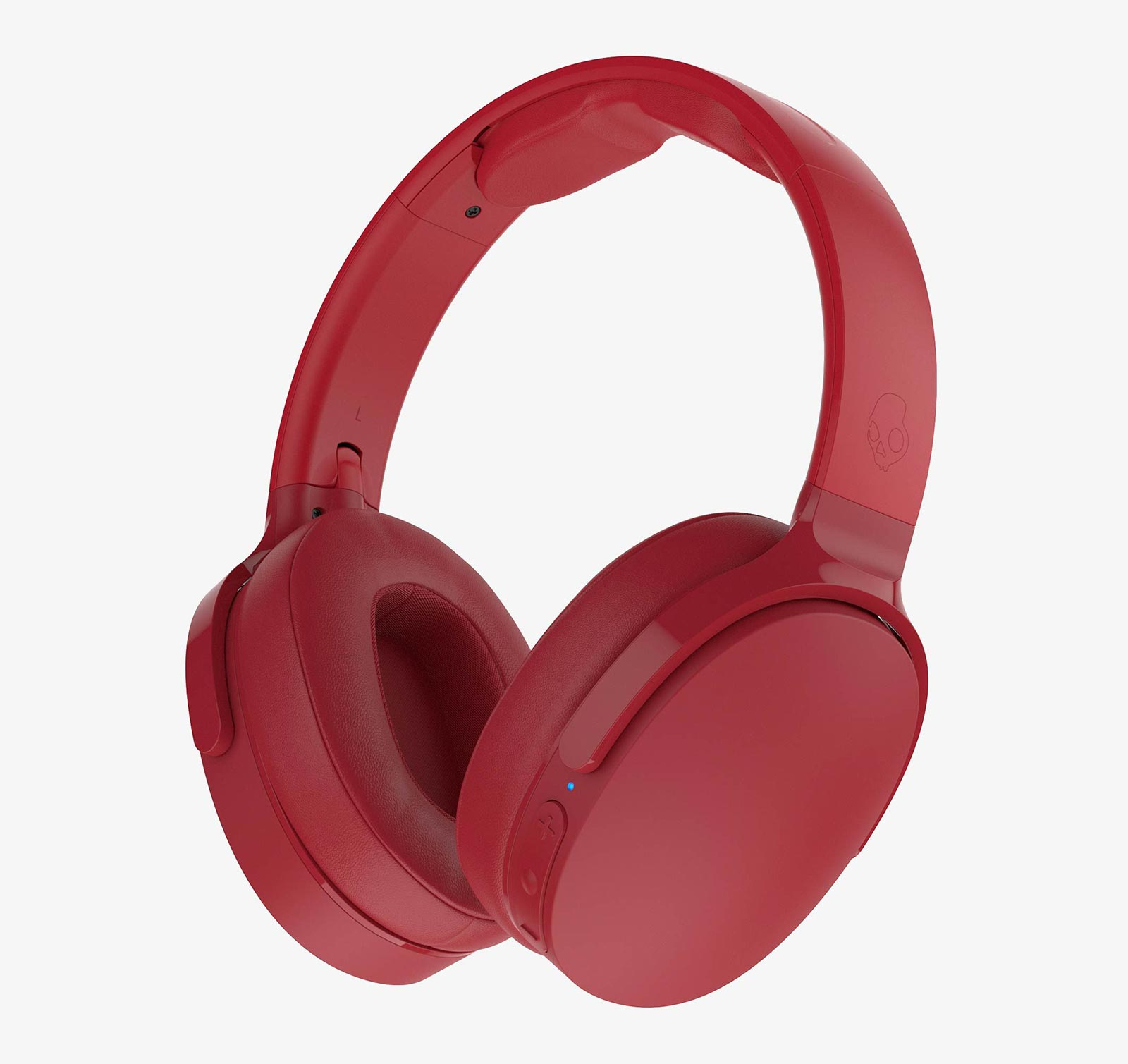 Skullcandy HESH 3 Wireless Red Bluetooth Headphones (S6HTW-K613)