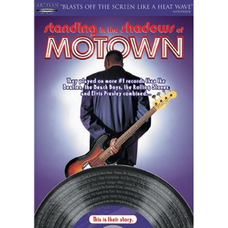 Standing In The Shadows Of Motown (DVD)
