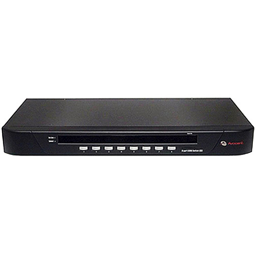 Avocent 8SV1000-001 SwitchView 1000 8-port KVM Switch