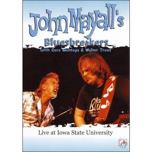 John Mayall's Bluesbreakers: Live At Iowa State University