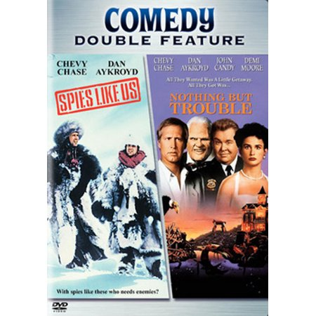 Spies Like Us / Nothing But Trouble (DVD)