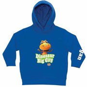 Personalized Dinosaur Train Big City Buddy Toddlers' Royal Blue Hoodie
