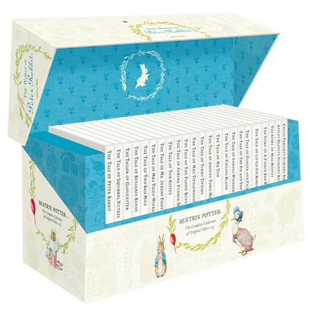 123 Animals (The Original Peter Rabbit Presentation Box 1-23 R/I)