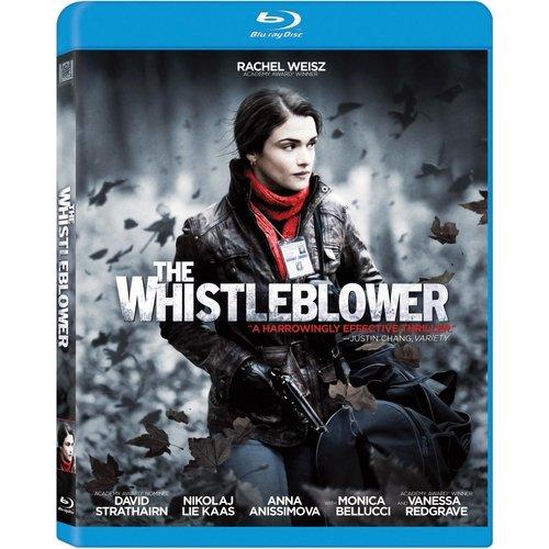 The Whistleblower (Blu-ray) (Widescreen)
