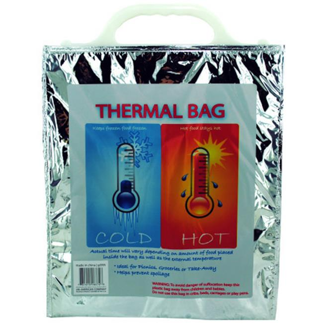 DDI 1279435 Thermal Bag with Handle Case Of 12