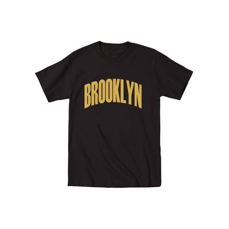 Brooklyn Borough Hipster New York City Urban Retro NYC Fashion Mens