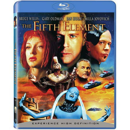 The Fifth Element (Blu-ray) - 5th Element Leeloo