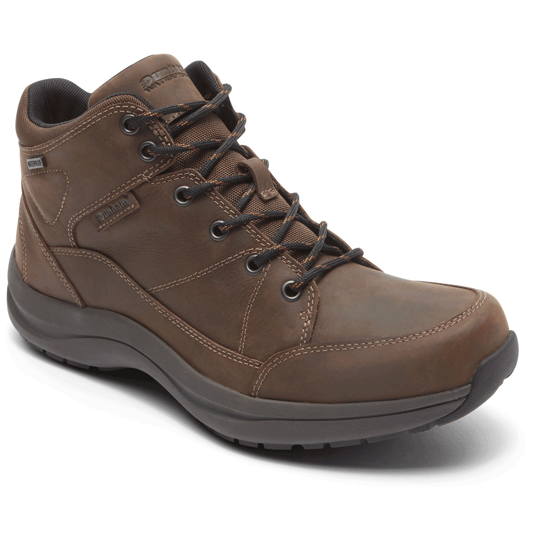 Dunham Mens Simon Waterproof Boot by Dunham