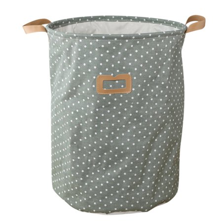 HC-TOP Waterproof Foldable Laundry Bag Dirty Clothes Basket Linen Bin Storage Folded - image 1 of 6