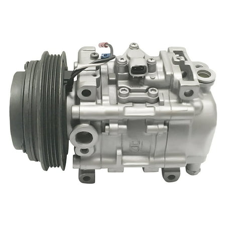 RYC Remanufactured AC Compressor and A/C Clutch GG325 Fits 1994, 1995, 1996, 1997, 1999, 2000, 2001, 2002, 2003, 2004 Miata 1.8L