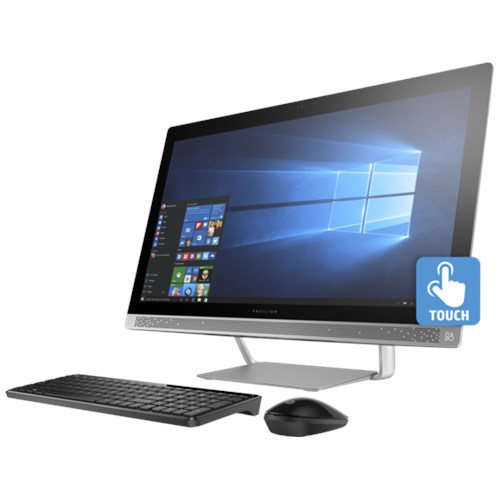 HP Pavilion 27-a000 27-a030 All-in-One Computer - Intel C...