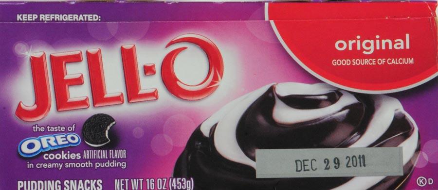 Dirt Cake Recipe Jello: Jello Oreo Pudding
