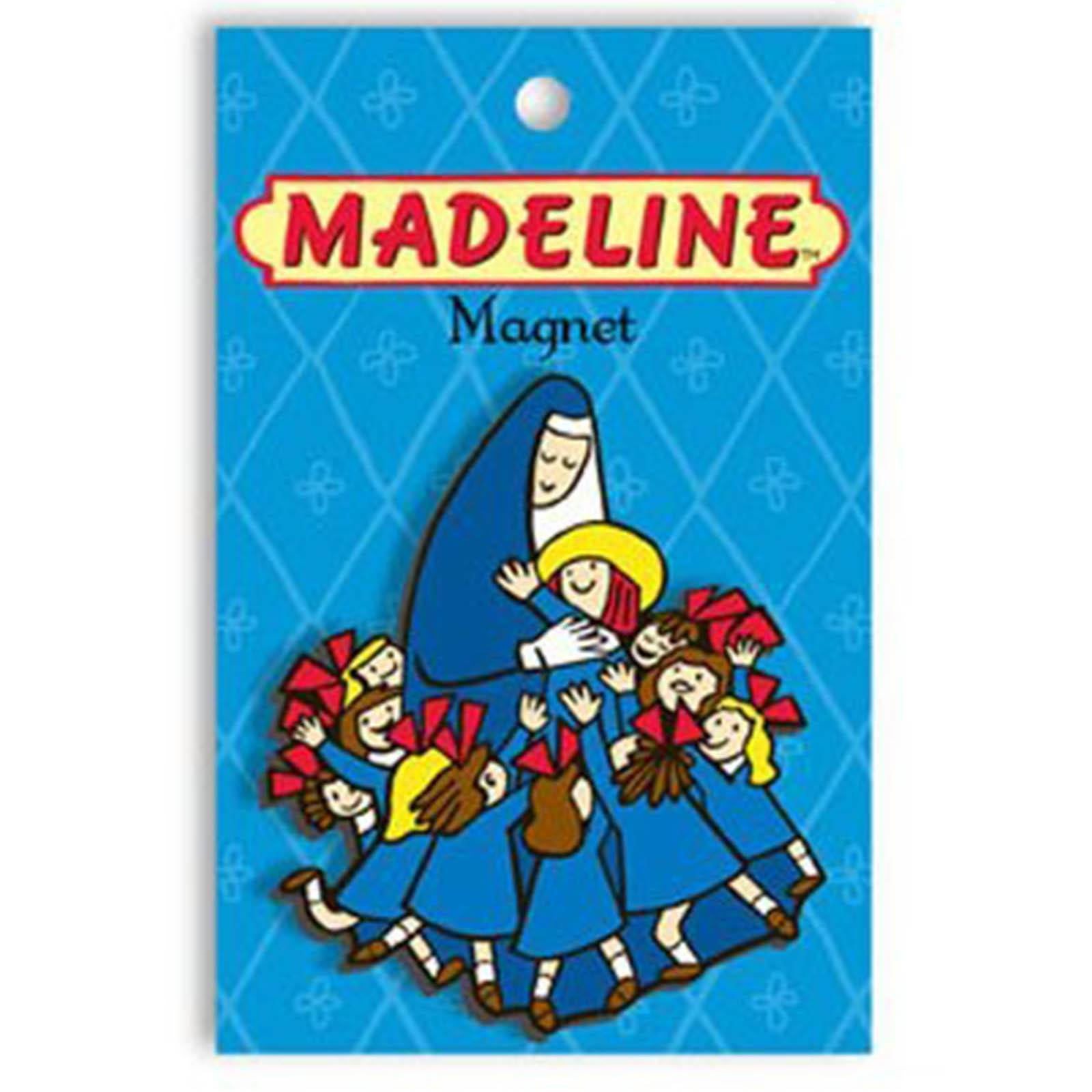 Madeline All The Kids Magnet by