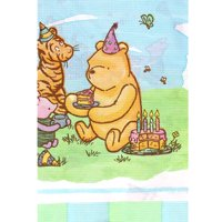 Winnie the Pooh Classic Paper Table Cover (1ct)
