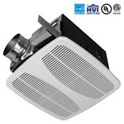 BV Super Quiet 160 CFM, 2.5 Sones Bathroom Ventilation & Exhaust Fan