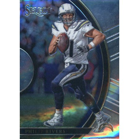 2017 Panini Select #55 Philip Rivers Los Angeles Chargers Football Card (Philip Rivers Halloween)