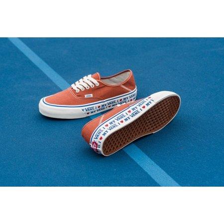 Vans Authentic Sf Salt Wash Potter's Clay Men's Skate Shoes Size 13 (X2 Skate Shoes)