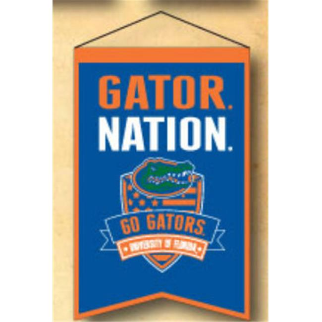 Winning Streaks Sports 30006 Florida Nations Banner