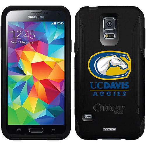 UC Davis Aggies Mascot Design on OtterBox Commuter Series Case for Samsung Galaxy S5