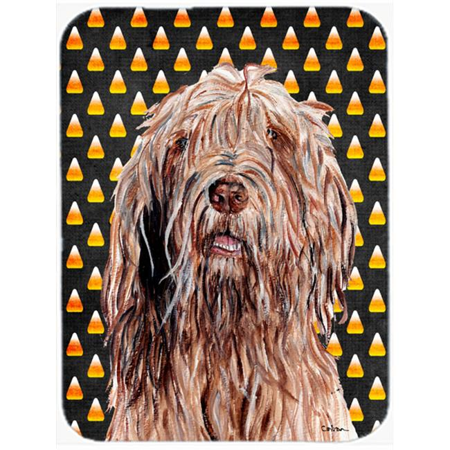 Otterhound Candy Corn Halloween Mouse Pad, Hot Pad Or Trivet, 7.75 x 9.25 In. - image 1 of 1