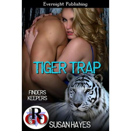 Tiger Trap - eBook (Tiger Trap)