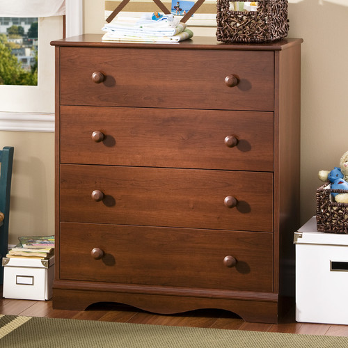 South Shore Angel 4-Drawer Chest, Multiple Finishes by South Shore