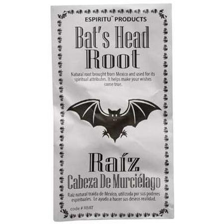 RBI Ritual Supplies Bats Head Root Spiritual Protection Healing