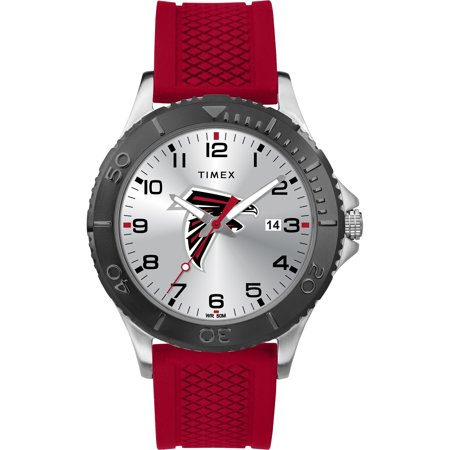 Timex - NFL Tribute Collection Gamer Red Men's Watch, Atlanta Falcons (Falcons Mens Executive Watch)