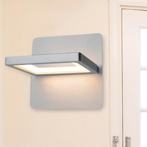 "VONN VMW17400 Atria 6"" Tall Integrated LED Wall Sconce by VONN"