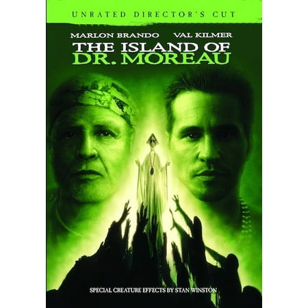 The Island of Dr. Moreau (Unrated Director's Cut) (Unrated) (The Island Of Dr Moreau Chapter Summaries)