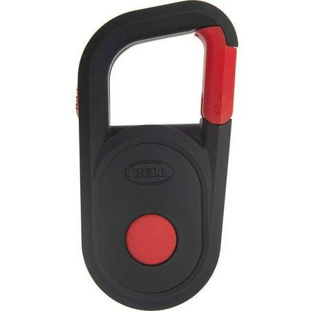 Bell Sports BALLISTIC Retractable Bike Lock, 4', (Best Retractable Bike Lock)