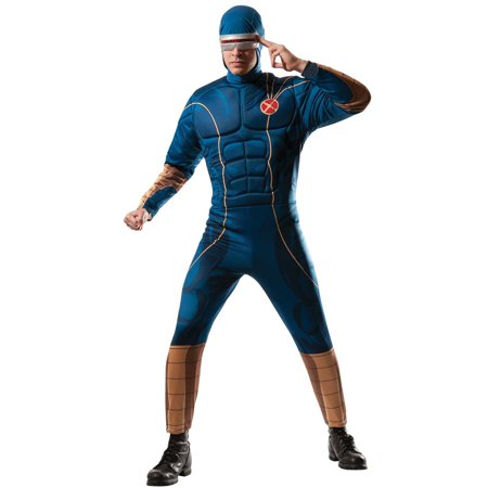 X-men Costumes For Men (Marvel Comics - X-Men Cyclops)