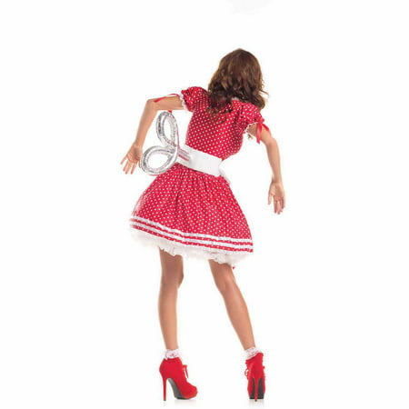 Wind Up Doll Adult Halloween Costume](Scarlett Costume Gone With The Wind)