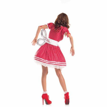 Wind Up Doll Adult Halloween Costume](Gone With The Wind Costume Rentals)