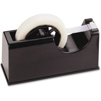 OIC, OIC96699, Heavy-duty Tape Dispenser, 1 Each, Black