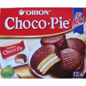 Orion Choco Pie  0.99 Ounce Units (Pack of 96)