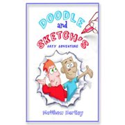Doodle and Sketch's Arty Adventure - eBook