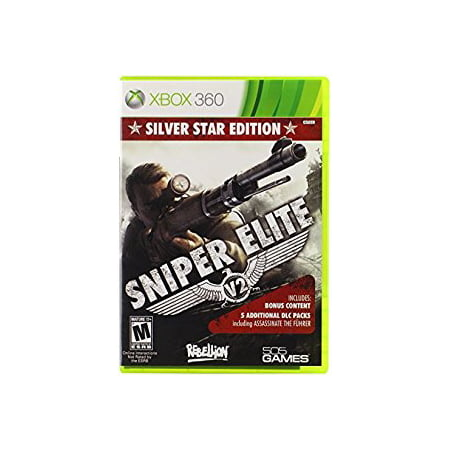Sniper Elite V2 - Silver Star, 505 Games, Xbox 360,