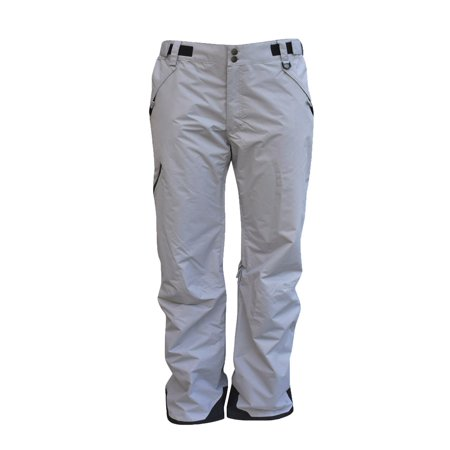 Mens Big and Tall Snow Skiing Insulated Technical Pants 2XL - 7XL, 2XLT - 5XLT