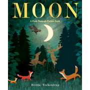 Moon: A Peek-Through Picture Book (Hardcover)