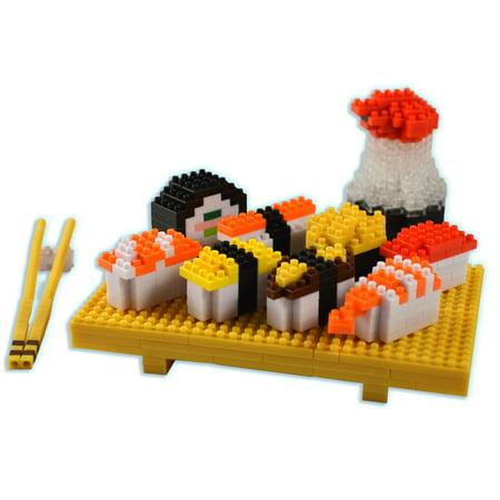 Deluxe 3D Pixel Puzzle - Sushi, - Monster Sushi Coupon