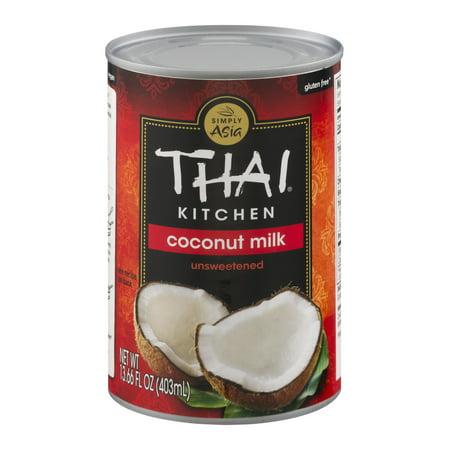 Simply Asia Thai Kitchen Coconut Milk Unsweetened, 13.66 FL OZ ...