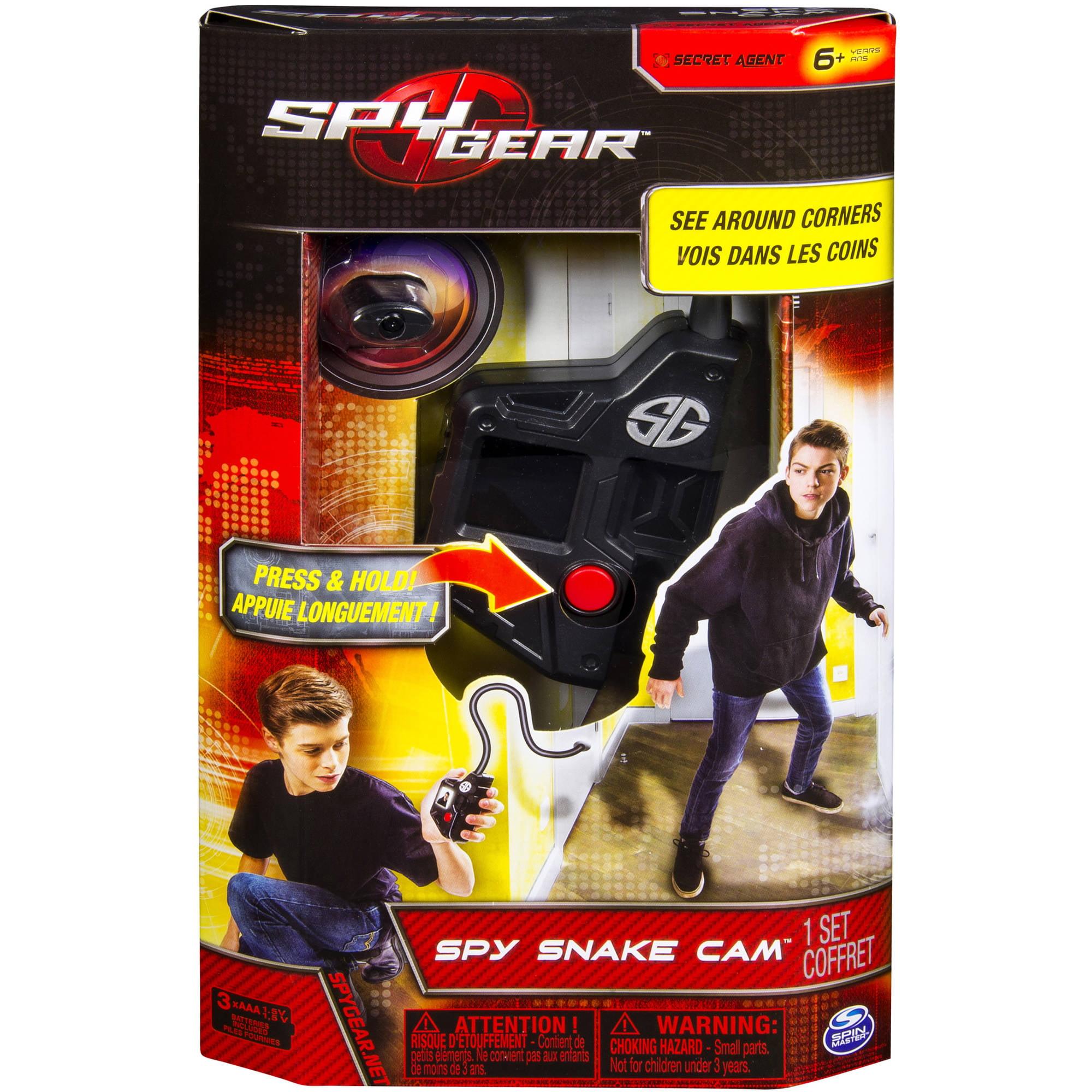 Spy Gear Snake Cam Walmart