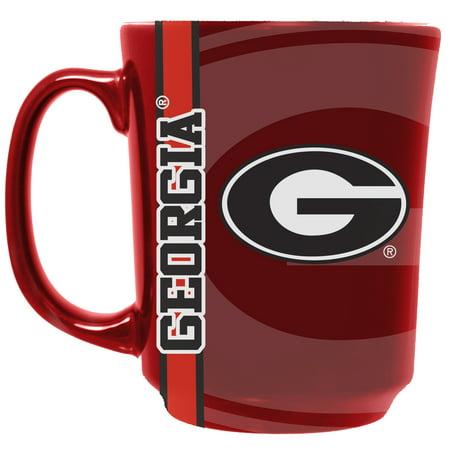 Memory Company NCAA Reflective Mug, Georgia