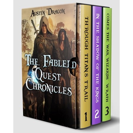 The Fabled Quest Chronicles Box Set -
