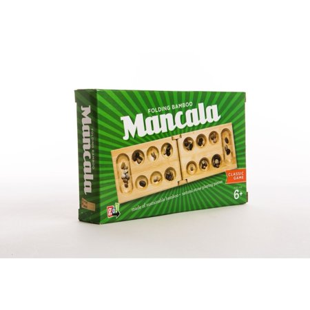 Mancala Game,  Classic Games by Go! Games (Mancala Marble Game)
